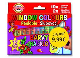 Farby na sklo Koh-i-noor