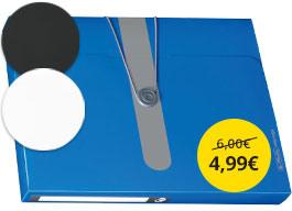 Box na dokumenty A4, 4 cm