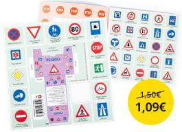Pexeso Dopravné značky