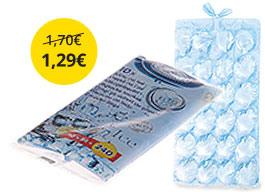 Vrecká na ľad 10 ks
