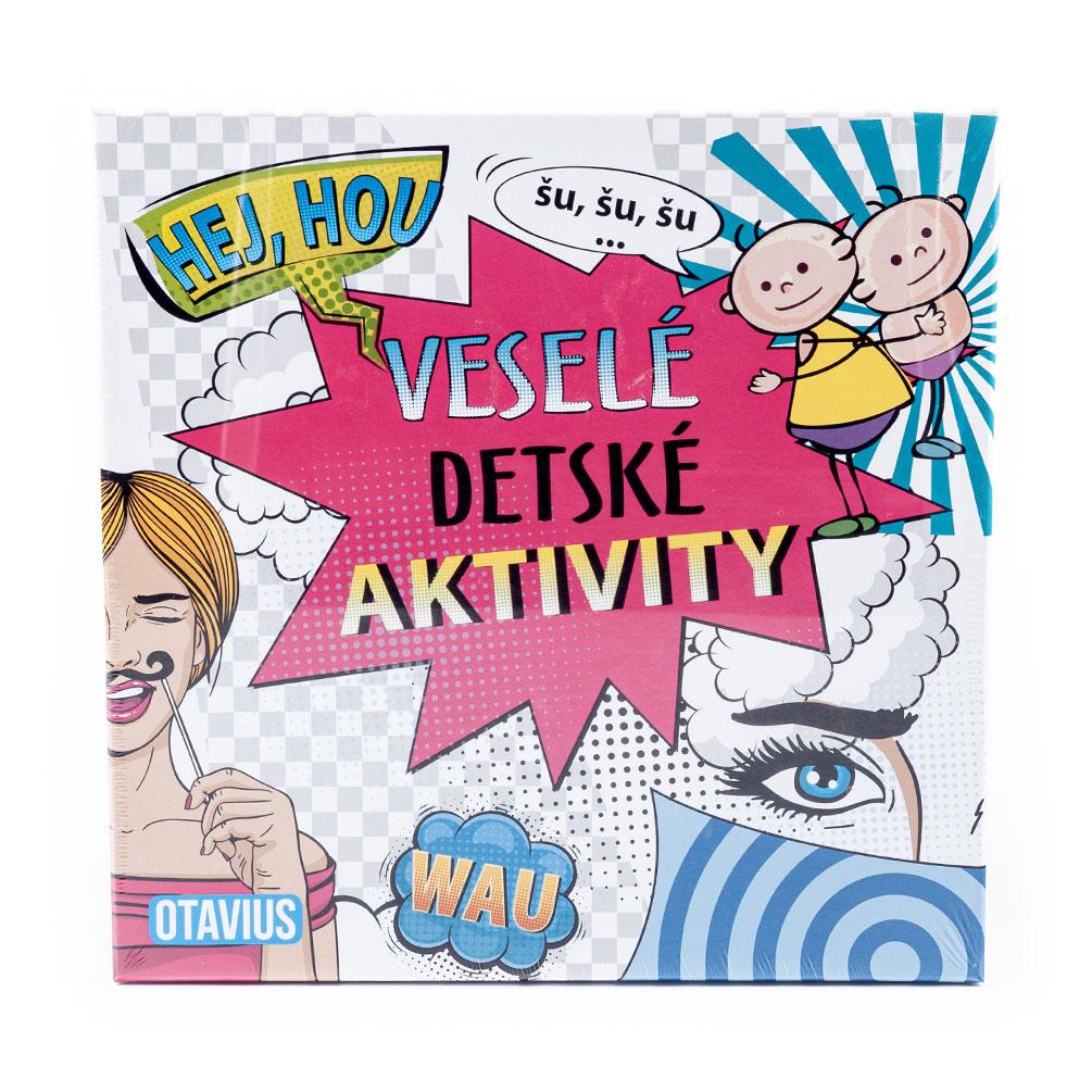 Hra Veselé detské aktivity