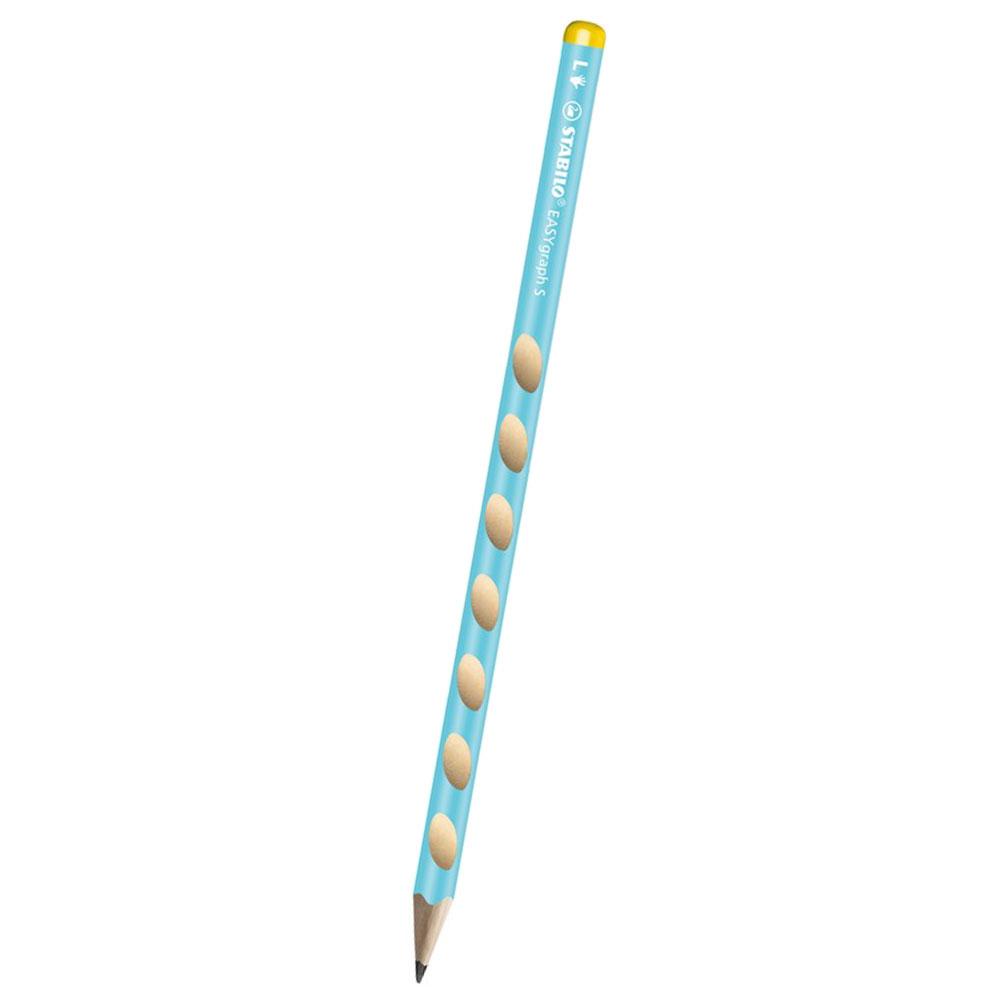 Ceruzka STABILO EASYgraph S pre ľavákov, modrá