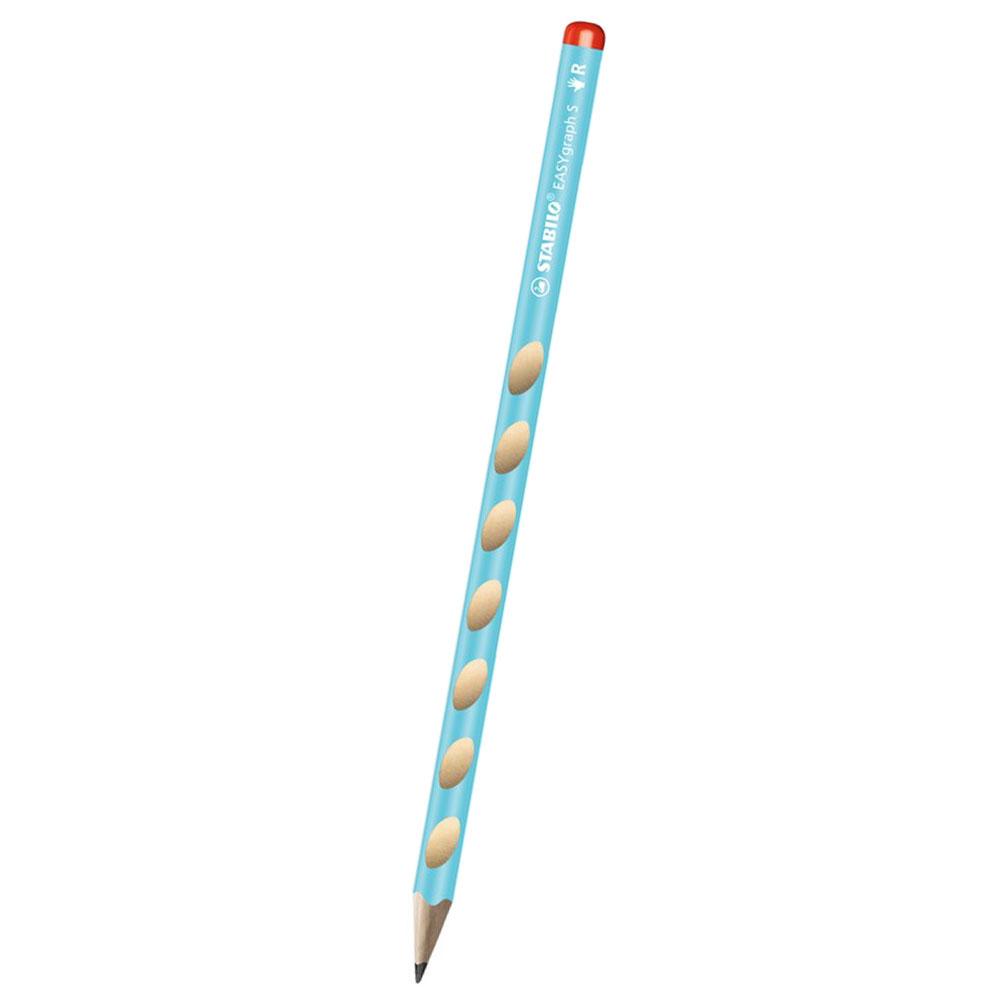 Ceruzka STABILO EASYgraph S pre pravákov, modrá