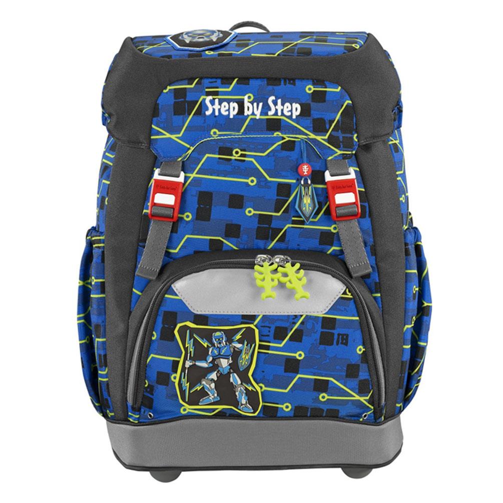 Školská taška Step by step Grade Robot