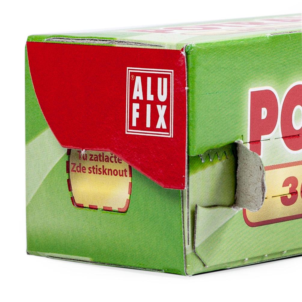 Potravinová fólia v krabičke s pílkou 29cm x 30m